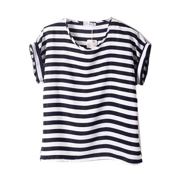 Item Type: Tops Gender: Women Clothing Length: Short Sleeve Style: Regular  Pattern