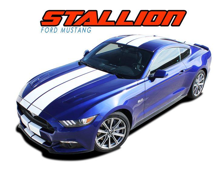 2010 2014 Mustang Rocker Panel amp Side Stripes
