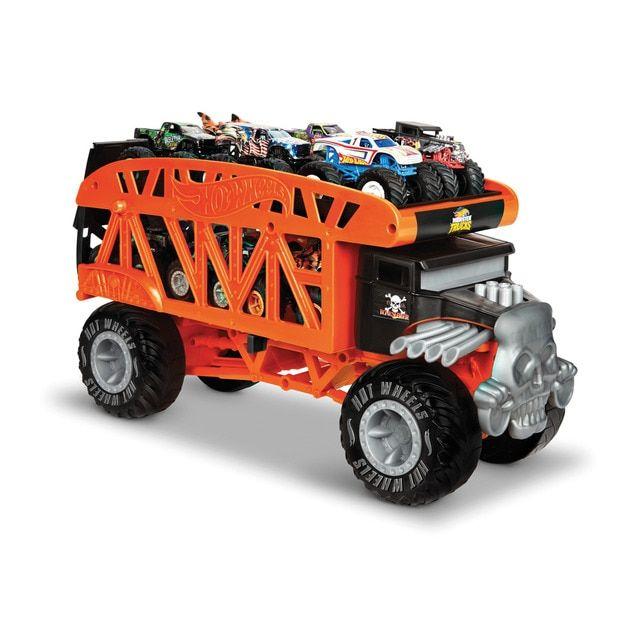 Hot Wheels Monster Truck Coches De Juguetes Mover Bone Shaker Hot Wheels Coches Hot Wheels Autos De Hot Wheels