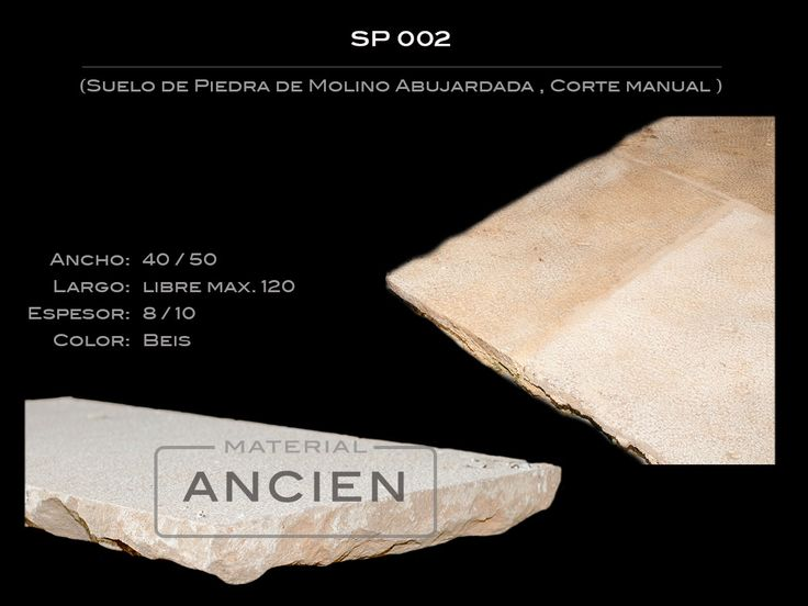 #Suelo #Piedra #Molino #Abujardada #Corte #manual  #material #materialancien #ancien #materialancien.com #derribos #venta #decoracion #oferta #segunda mano