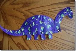 Paper Plare Dino