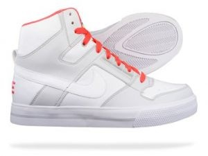 Nike Delta Force High AC Mens sneakers / Shoes – White