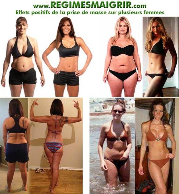 Les femmes ont tout à gagner en faisant une prise de masse :)  http://www.regimesmaigrir.com/actualites/article.php?id=1489