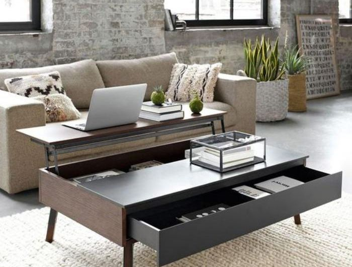 les 25 meilleures id es de la cat gorie table basse avec plateau relevable sur pinterest table. Black Bedroom Furniture Sets. Home Design Ideas