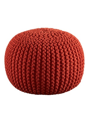 Use this comfy pouf to make your room feel homier! #17college