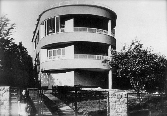 Villa Tesař by Bohuslav Fuchs, Brno, Czech Republic, 1937-8
