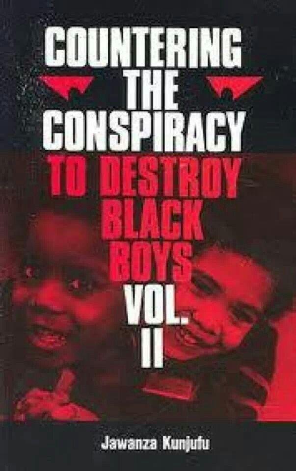 Countering the Conspiracy to destroy Black Boys vol2 by Jawanza Kunjutu