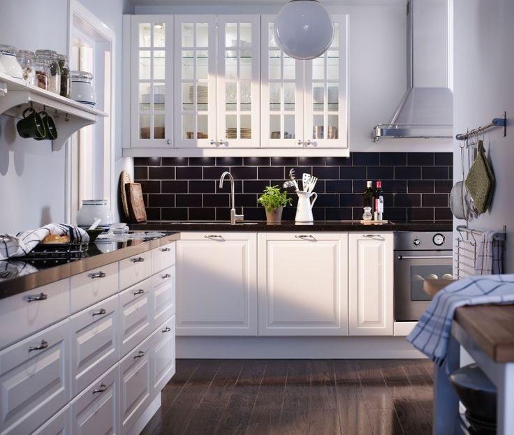 meble kuchenne białe klasyczne - Szukaj w Google