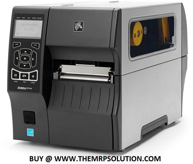 Zebra Zt410 Printer Thermal Zt410 New Label Printer Thermal Label Printer Printing Labels