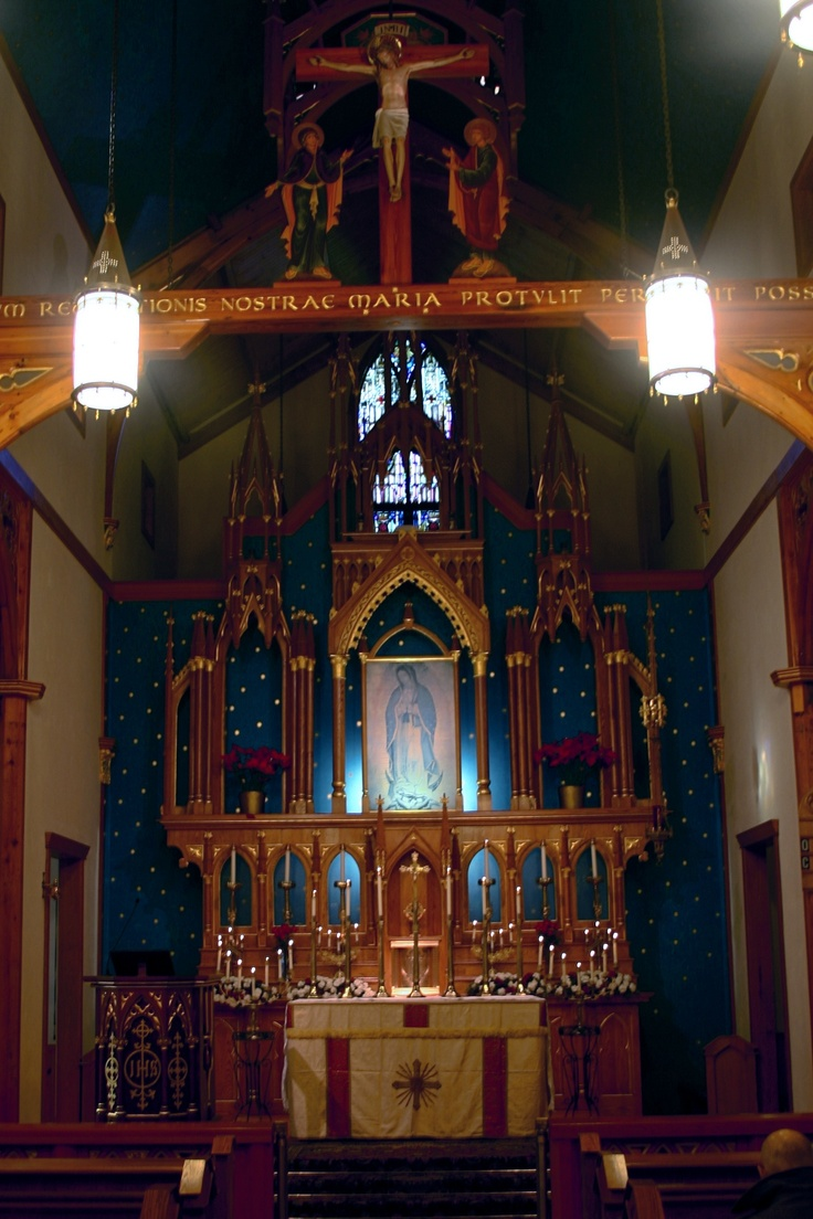 Our Lady of Guadalupe Friary in Griswold, Connecticut - Franciscan Friars of the Immaculate