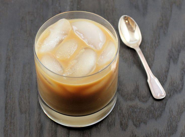 Ev Yapımı 6 Buzlu Kahve Tarifi