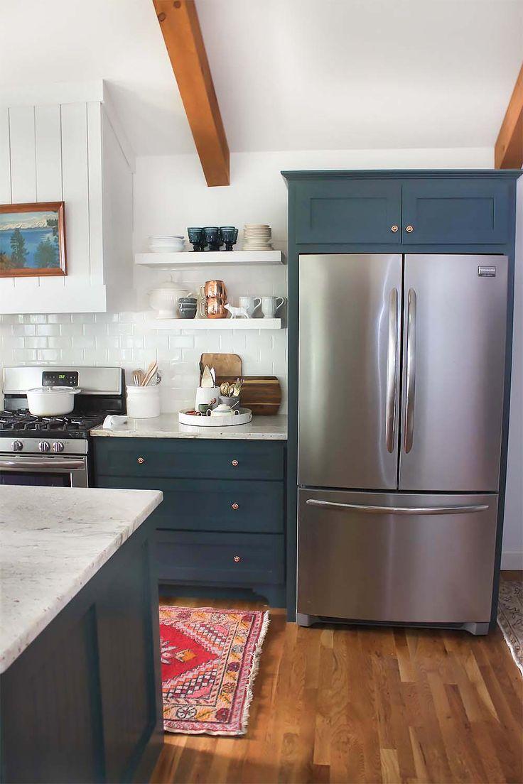 Meer dan 1000 ideeën over Blauwgroene Keuken op Pinterest - Groene ...