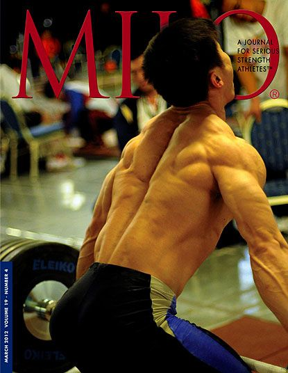Lu-Xiaojun-Chinese-Weightlifting-Snatch-Pulls-Back-Cover-Milo-194-.jpg (415×536)