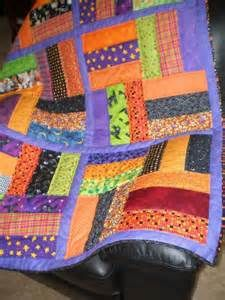 Easy quilt for beginners. | Rail pattern grouped in 4 with sashing