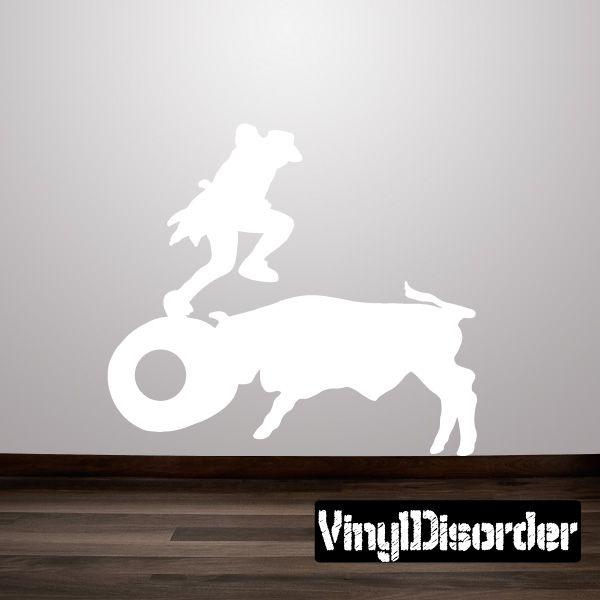 Southwestern Wall Decal - Vinyl Decal - Car Decal - 010