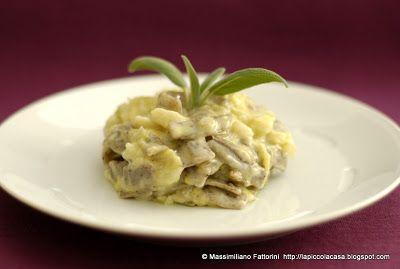 La Piccola Casa: Dalla Valtellina, la terra di mio padre, la ricetta dei pizzoccheri con verza, patate, formaggio, burro e salvia