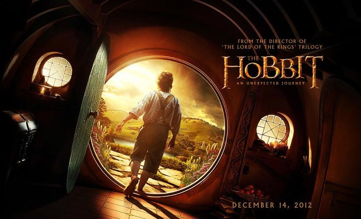 Mark your calendersFilm, Movie Posters, Unexpected Journey, Cant Wait, Bilbo Baggins, The Hobbit, Middle Earth, Movie Trailers, Thehobbit