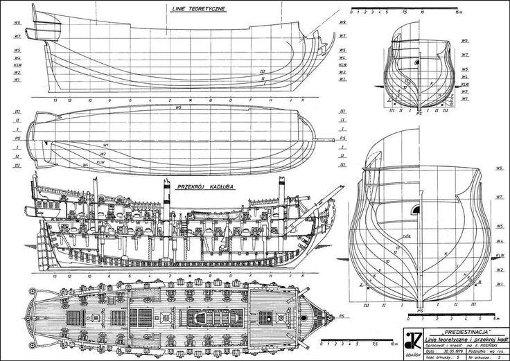Deck Plan Brig Vendel Vesten Conflict 7th Sea