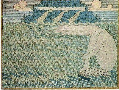 A Polar Bear's Tale: Joseph Alanen (1885-1920): Kalevala