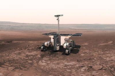 Il piacere di sapere che: Cercare vita su Marte con trivella italiana