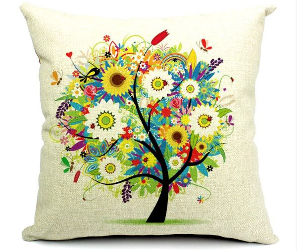 •Cotton Linen cushion covers (cushion insert not included) •Size: 45cm x 45cm (+/- 1cm) •Sleek invisible zipper design •Pattern on one side, no print on reverse side •Weight: 180g each. Bring life to your home with these colourful cushion covers http://ozurban.com #cushions #cushioncovers #homedecor #interiordesign #australiandesign #colour #naturehome