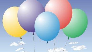 New Year's Idea: Prayer Balloons