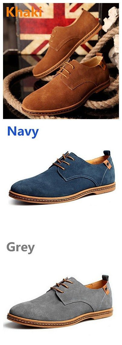 Men's Flat Fashion Sneakers can easily go with your #backtoschool looks.  Click to enjoy