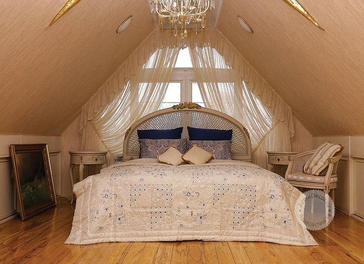 Шторы для спальни, шторы в спальню, дизайн и фото штор и жалюзи спальня  #curtains #bedroom #window #interior #design #decor  #countryhouse #cottage