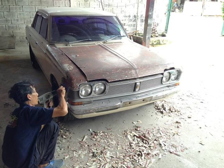 Toyota Crown S53