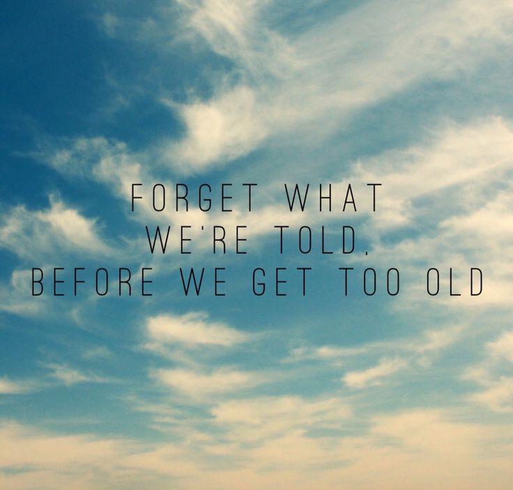 25+ Best Ideas About Snow Patrol Lyrics On Pinterest
