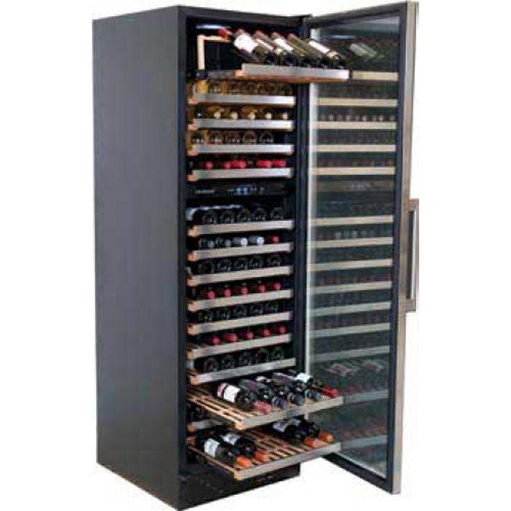 #винный #холодильник #Cavanova CV168-2T Цена 191 740 рублей Винный шкаф Cavanova CV168-2T характеризуется большой вместимостью и способностью поддерживать две различные температуры одновременно, что делает эту модель универсальной. Купить http://shop.webdiz.com.ua/goods/vinnyj-holodilnik-cavanova-cv168-2t/