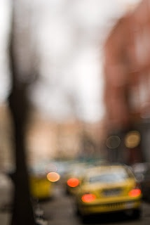 Photography by Stefany Roszczyn: Sunday walk in defocus