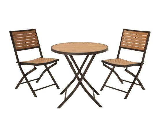 die besten 20+ bistro patio set ideen auf pinterest | weinfass, Esstisch ideennn