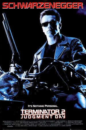 The Terminator.   Click to buy this Movie Poster!