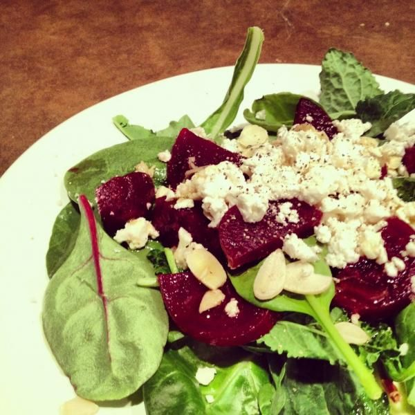 Deep Red Beet Salad | KitchenDaily.com