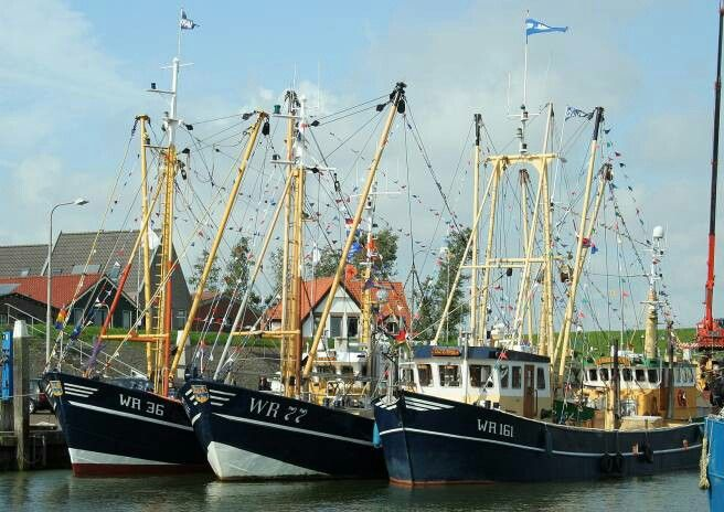 Harbour of Den Oever