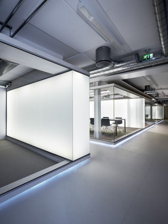 Captivating Eriksen Skajaa Architects   Netlife Research. Find This Pin And More On  Office   Design ... Amazing Ideas