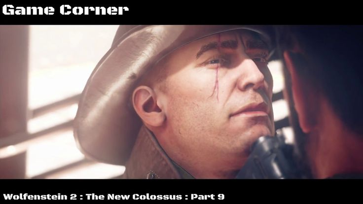 Wolfenstein 2 : The New Colossus : Part 9 welcome back at game corner today we start with Wolfenstein 2 The New Colossus. The New Colossus Walkthrough for PS4 Pro Xbox One X and PC. This Wolfenstein 2 looks amazing ;) We do all Campaign Missions Weapons Enemies Bosses New Gameplay and the Ending of the Single Player. And special thanks to Bethesda MachineGames and ID software for Wolfenstein 2! Wolfenstein II: The New Colossus is the eleventh installment of the Wolfenstein series and a…