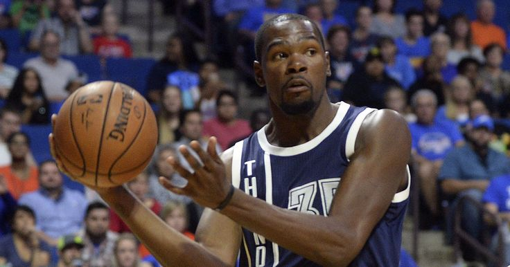 Kevin Durant healthy, Billy Donovan's Thunder back in title hunt