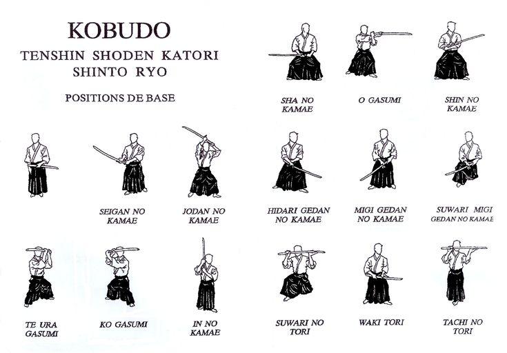 Two Samurai Stance Sword 10