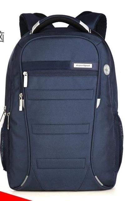 Men Women 15 16 17 inch Laptop Backpack Waterproof Business Computer  Package High School Students Laptop Bag Travel Leisure Bag d50ebeeb0de2a