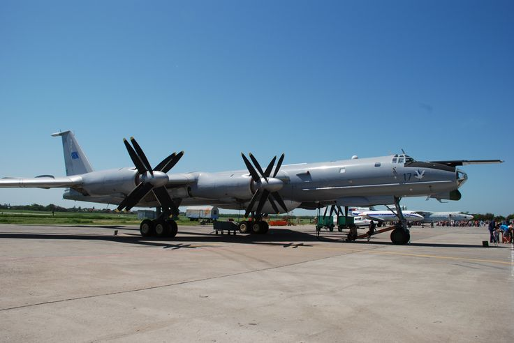 The Tupolev Tu-142 at the Beriev Aircraft Company in Taganrog, Russia http://russiantourist.tumblr.com/post/92231294395/the-welcome-day-2014-at-the-beriev-aircraft-company-and