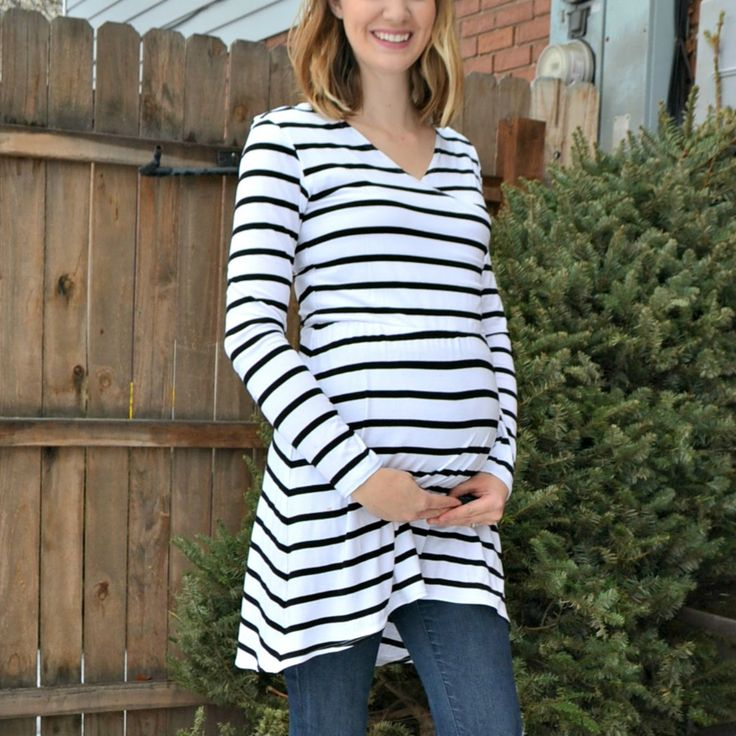 Feather's Flights {a creative, sewing blog}: Me Made: Striped Tunic and Leggings