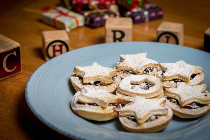 Mince pie recipe - Dickens - A Christmas Carol - The Pickwick Papers