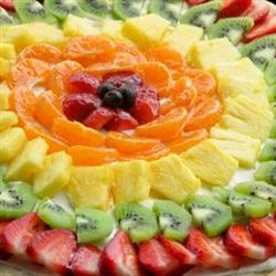Fruit Pizza. mmmmnnn