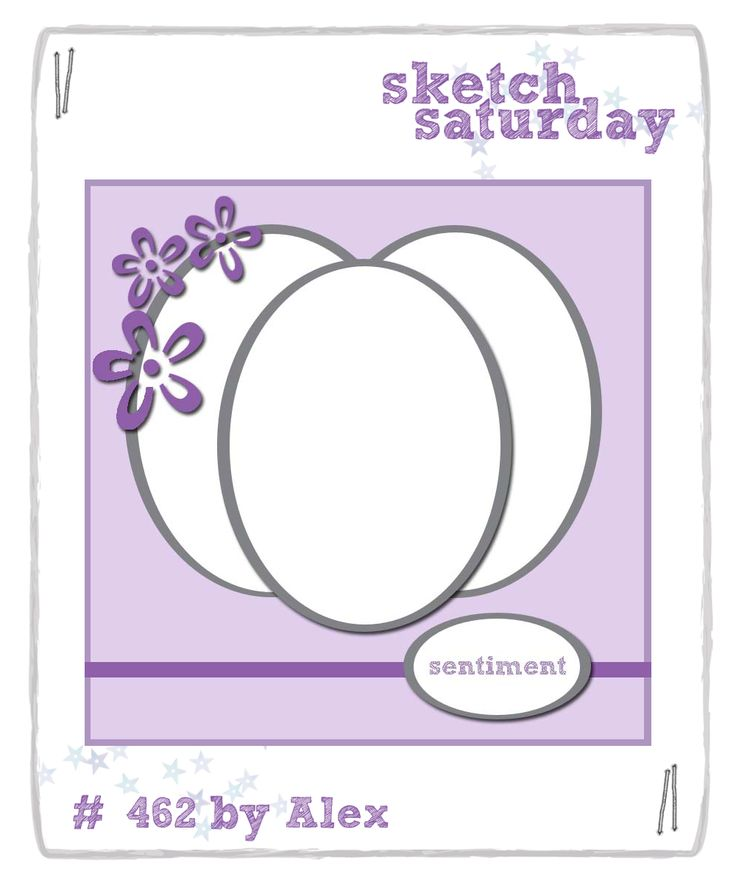 Good Morning Everyone... Welcome to another week at Sketch Saturday! We have a great sponsor this week: The Paper Nest Dolls ! ...
