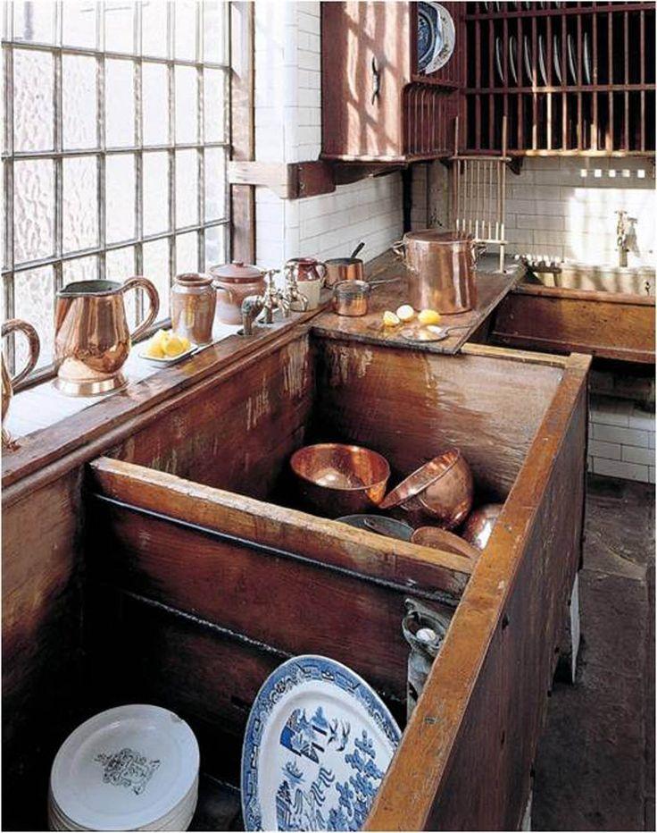 13 best Historical Kitchens images on Pinterest | Kitchens ...