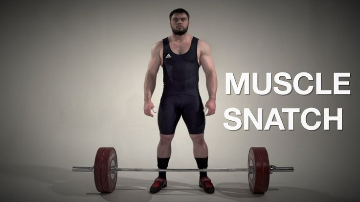 Muscle SNATCH / weightlifting & crossfit #crossfit #fitness #WOD #workout #fitfam #gym #fit #health #training #CrossFitGames #bodybuilding