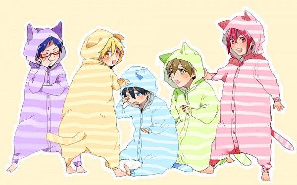 Free! - Iwatobi Swim Club, rei ryugazaki, rei, ryugazaki, nagisa hazuki, nagisa, hazuki, haruka nanase, haru nanase, haru, nanase, haruka, makoto tachibana, makoto, tachibana, rin matsuoka, rin, matsuoka, free!, iwatobi