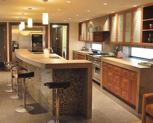 Kitchen Island Bar